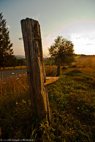 sunset cloud sun sunlight field clouds fence washington farm silvercreek