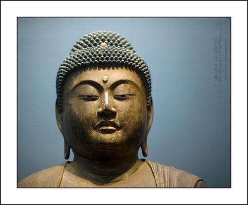 Tranquil Buddha (13th century)