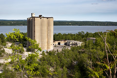 Hudson Cement Factory - Kingston, NY - 10, May - 11 by sebastien.barre