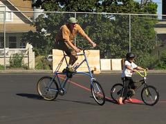 endurance sports(0.0), cycle polo(0.0), flatland bmx(0.0), racing bicycle(0.0), hardcourt bike polo(0.0), road bicycle(1.0), bicycle motocross(1.0), vehicle(1.0), sports(1.0), freestyle bmx(1.0), sports equipment(1.0), cycle sport(1.0), road cycling(1.0), cycling(1.0), bicycle(1.0),