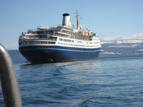Cruise Ship Marco Polo