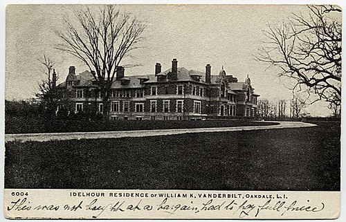 The Second Idle Hour Mansion