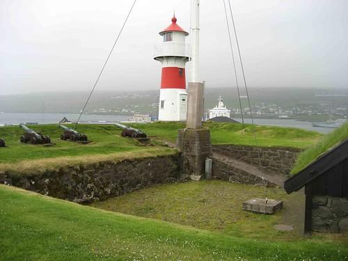 Skansin Fort, Torshavn