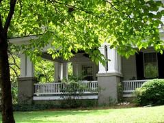 Porches (and Porticoes)