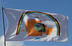 Navajo Nation flag