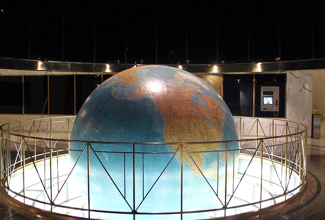 News Building Globe   Flickr - Photo Sharing!