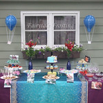 Enter Eden Dessert Table