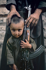 Kabul, Afghanistan, 1992, by Steve McCurry