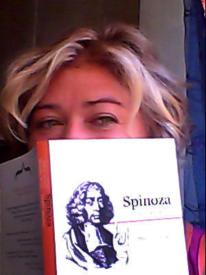 Spinoza author!