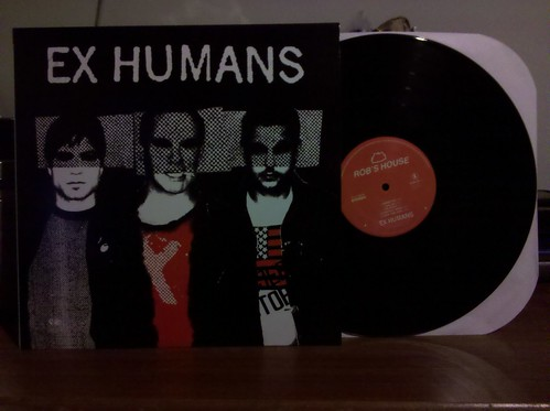 Ex Humans - S/T LP by factportugal