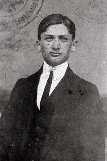 Student identity card photo of Joseph Roth | by Center for Jewish History, NYC