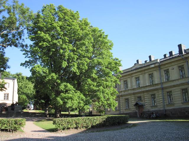 Caminando por Suomenlinna