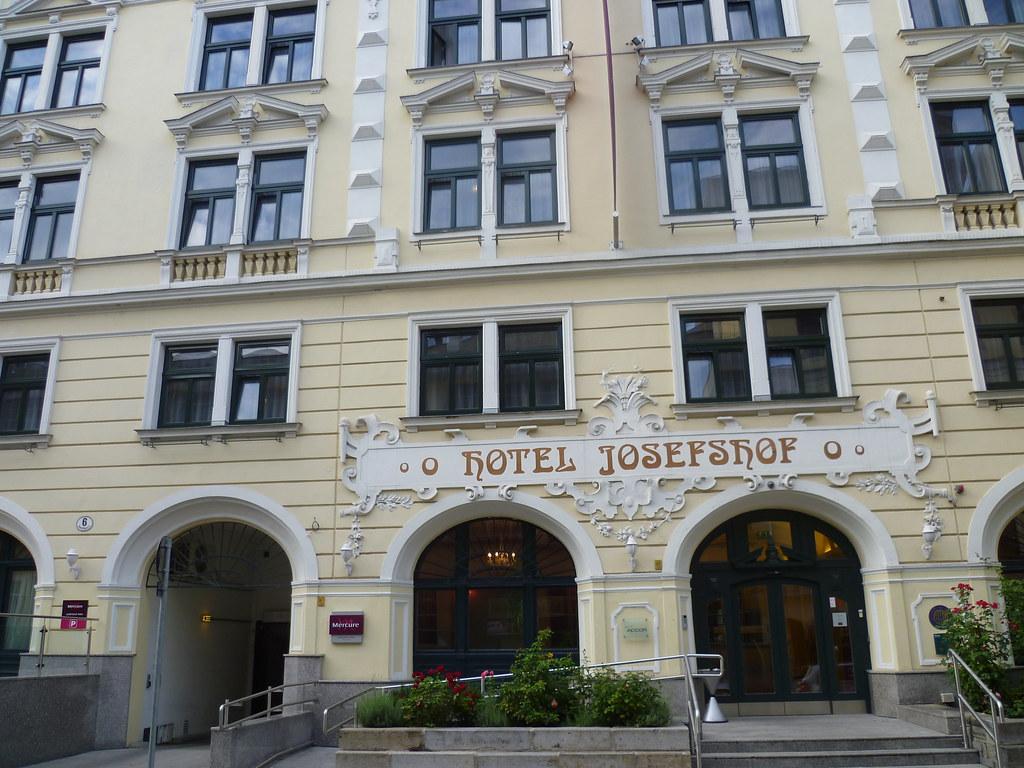 Wien 8 Bezirk El Arte De Las Fachadas De Viena Josef Flickr