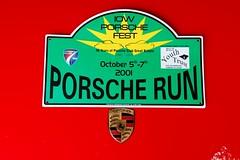 Isle of Wight Porsche Fest October 2001