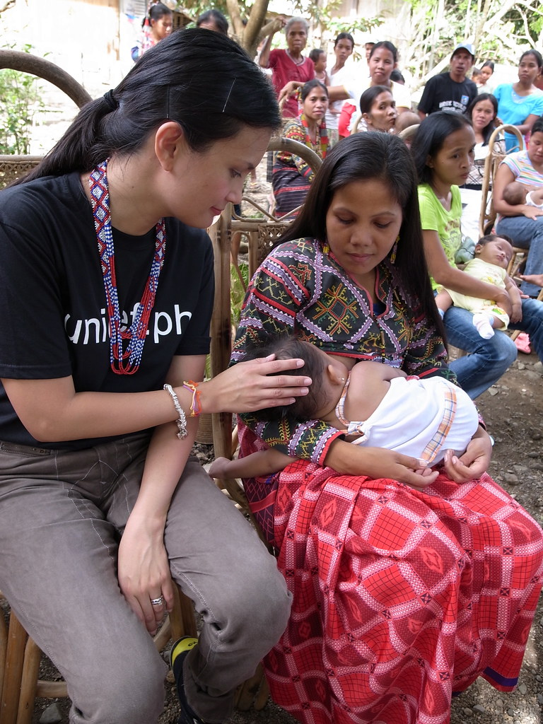 Unicef in Sarangani - Aug 2010