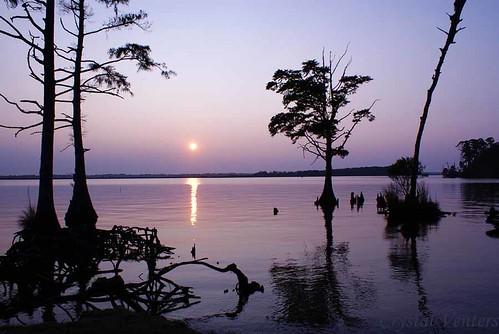park sunset beach point virginia crystal waterscape pungo munden venters