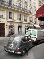 """Paris - """"Les Cafés de Paris"""""""