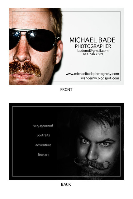 Business Card - Idea