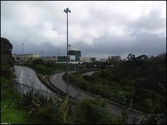 Vue depuis le Grafton Bridge