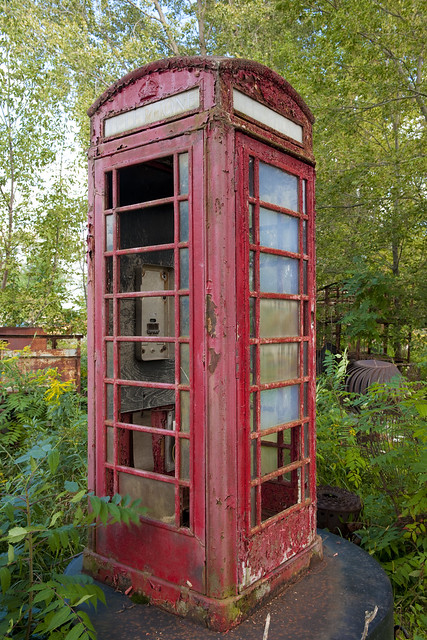 dr evermore s telephone booth flickr - photo sharing