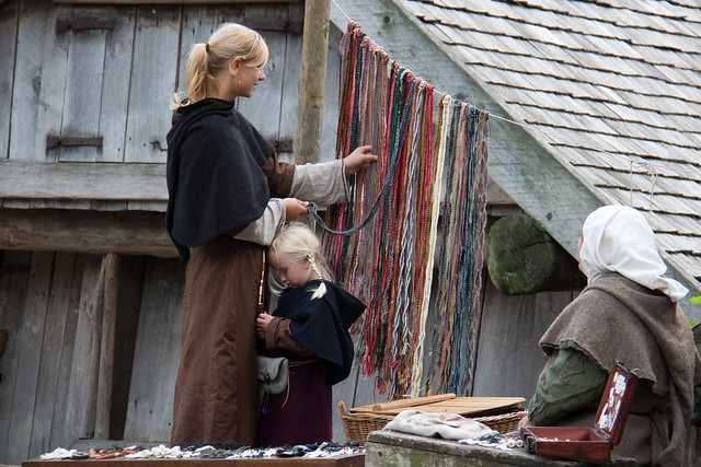 viking market from Flickr via Wylio