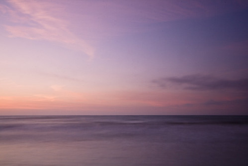 longexposure morning sea beach sunrise canon coast wideangle minimal devon 1022mm dawlish dawlishwarren 400d