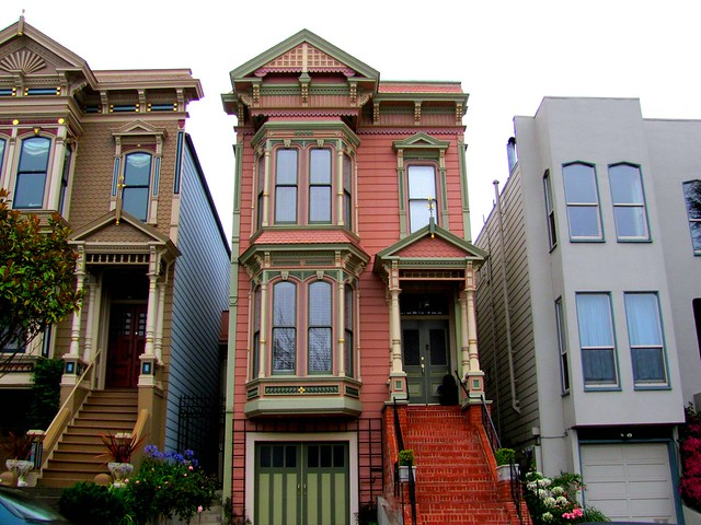 4958342593 a77f3b1e95 for San francisco victorian houses