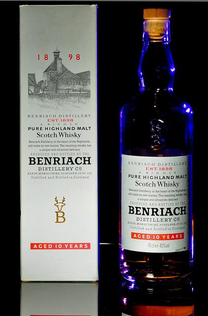 Benriach 10 yr