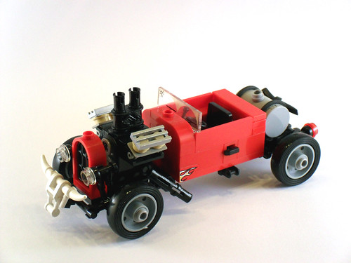 El Diablo Hot Rod