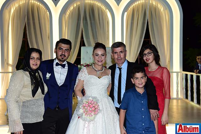 Fatma Demir, İsmail Vardar, Hacer Aksoy, Ramazan Demir ve çocukları