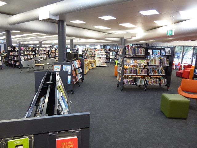 Orange City Library, NSW 14 June 2017