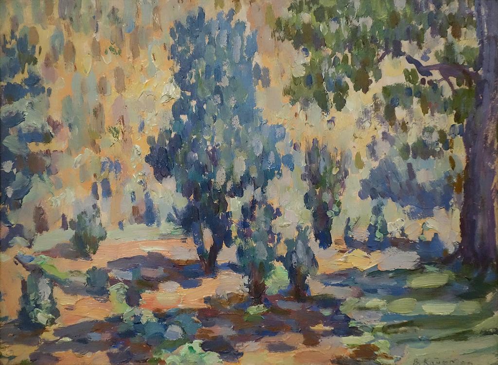 Armenian impressionism_38_Gayfejian