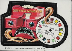 Wacky Packages Sticker ( Topps 1975 )