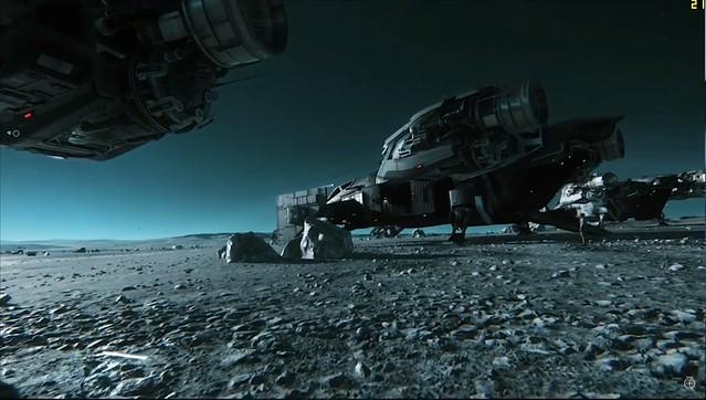 Star Citizen - Procedural Planet