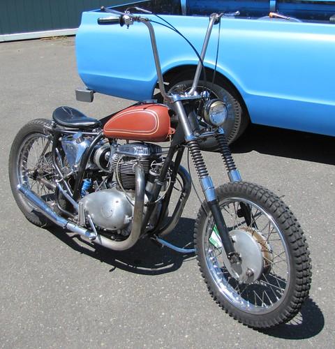 1966 BSA