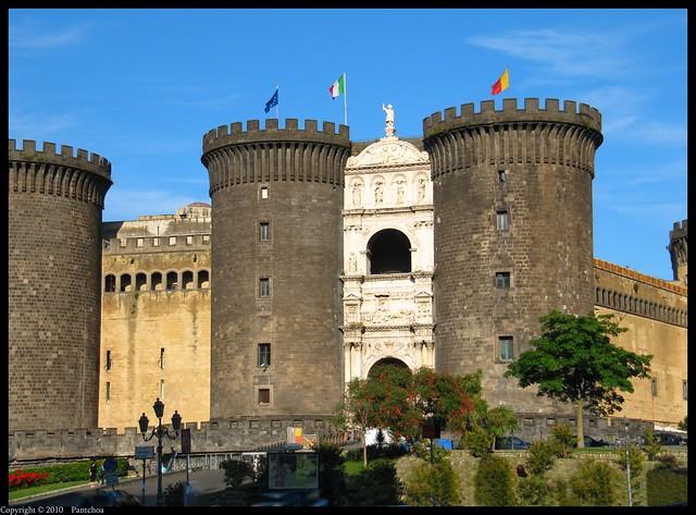 naples : castel nuovo - 2/2 - flickr - 相片分享!