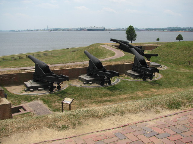 Fort McHenry by CC user 97964364@N00 on Flickr
