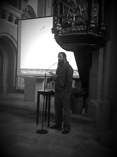 i346/365 - preacher man