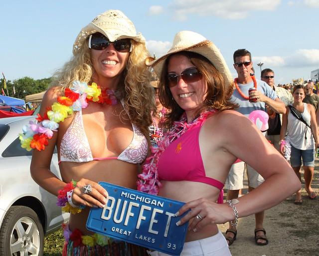 Jimmy Buffett Concert Bikini