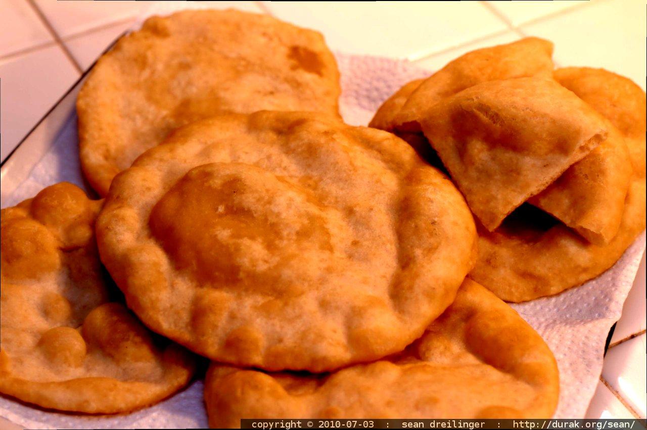 Photo Navajo Fry Bread By Seandreilinger