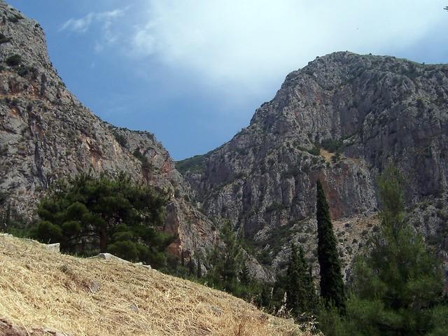 Landscape, Delphi