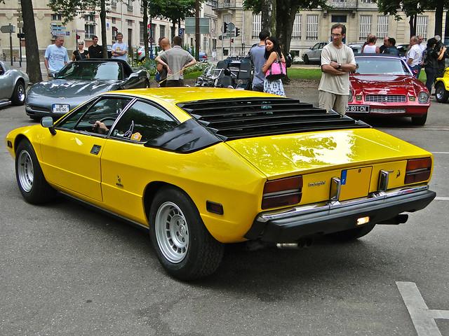 Lamborghini Urraco (P111)