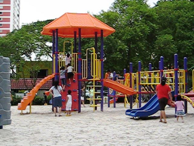 Ang Mo Kio Town Garden West Playground | Flickr - Photo Sharing!