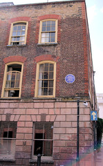 Photo of Anna Maria Garthwaite blue plaque