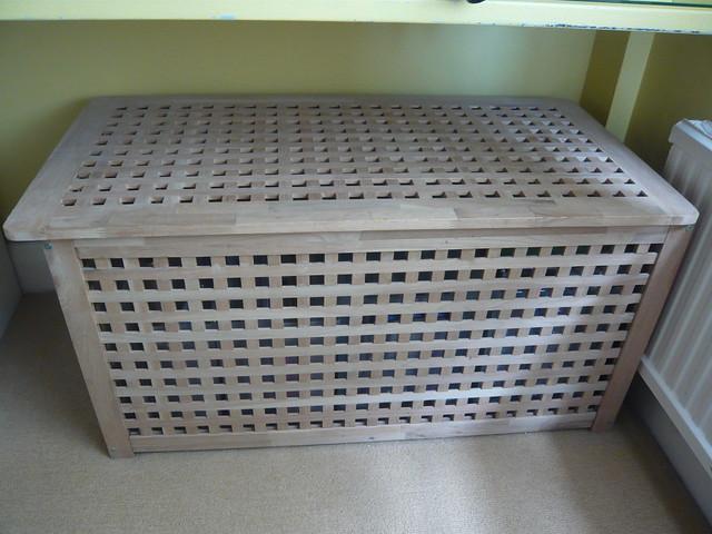 Ikea hol storage box 25 flickr photo sharing - Box fa r weihnachtskugeln ikea ...