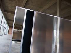 Chinati - Judd Cube abstract
