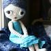 Sophia dreams in blue by Black Cat Sachiko
