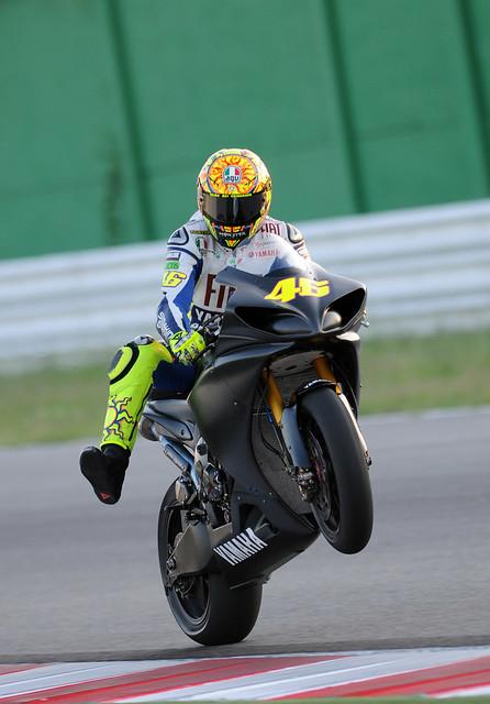 Valentino Rossi - Test ride in Misano  Flickr - Photo Sharing!