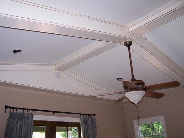 Box ceiling beams flickr photo sharing for Box beam ceiling