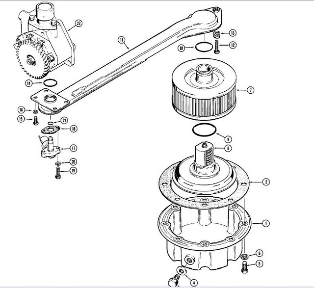 david brown 885 parts diagram